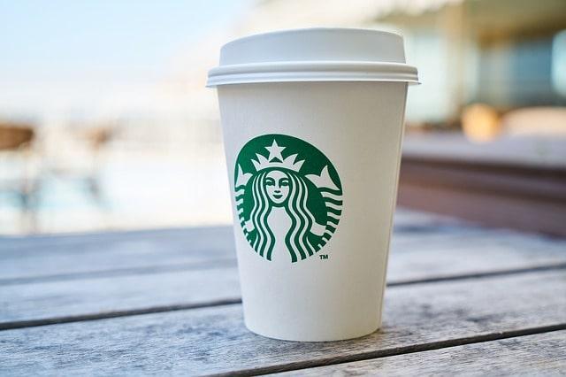 Logo Starbucks couleur Entreprise