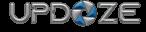 Logo updoze agence de communication Le Havre