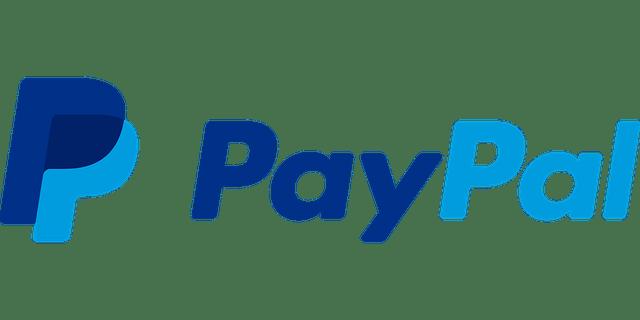 Logo Paypal couleur entreprise