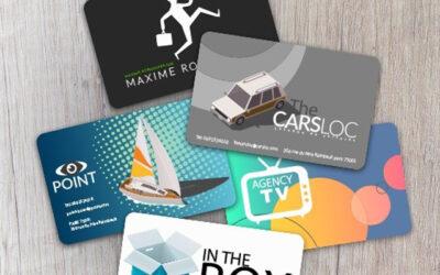 14 règles à suivre pour réussir à coup sur vos cartes de visite