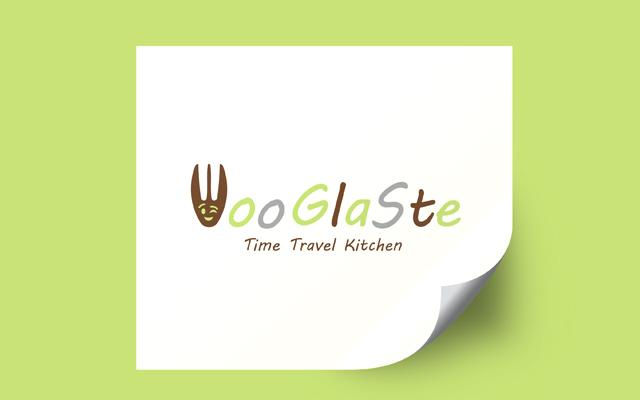 création de logotype wooglaste accessoire de cuisine