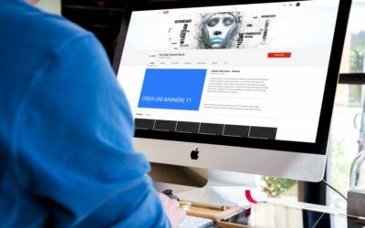 7 conseils pour créer une bannière YouTube professionnelle et efficace.