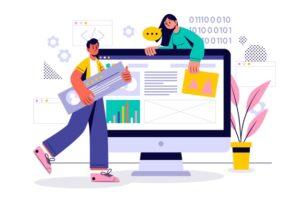 développer activité thérapeute bien-être site web