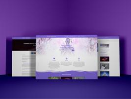 présentation creation site web blog spirituel métapsychie