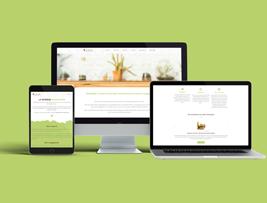 écrant tablette pc présentation creation site e-commerce wordpress wooglaste