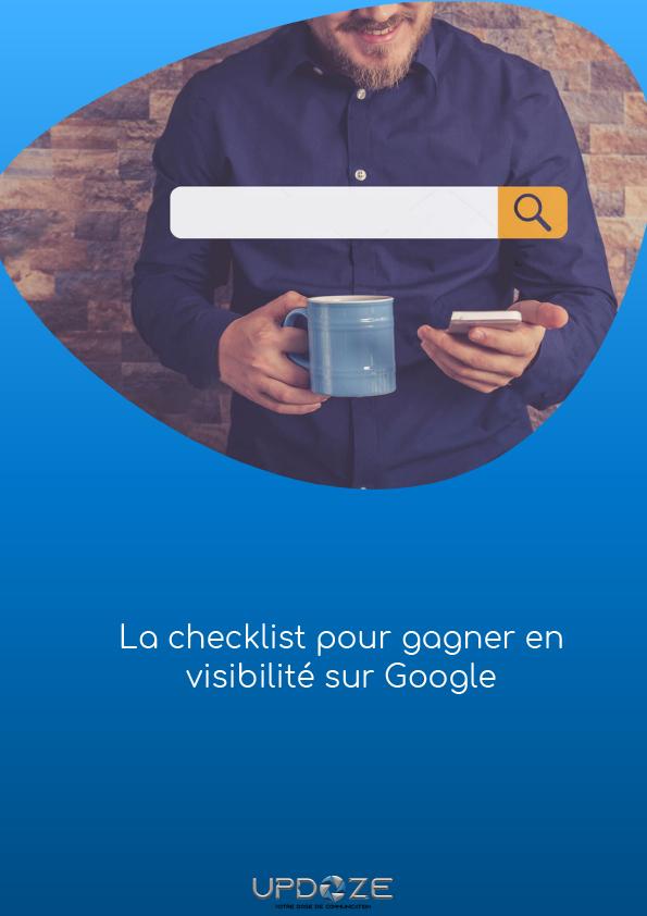 prévisualisation checklist visibilité google