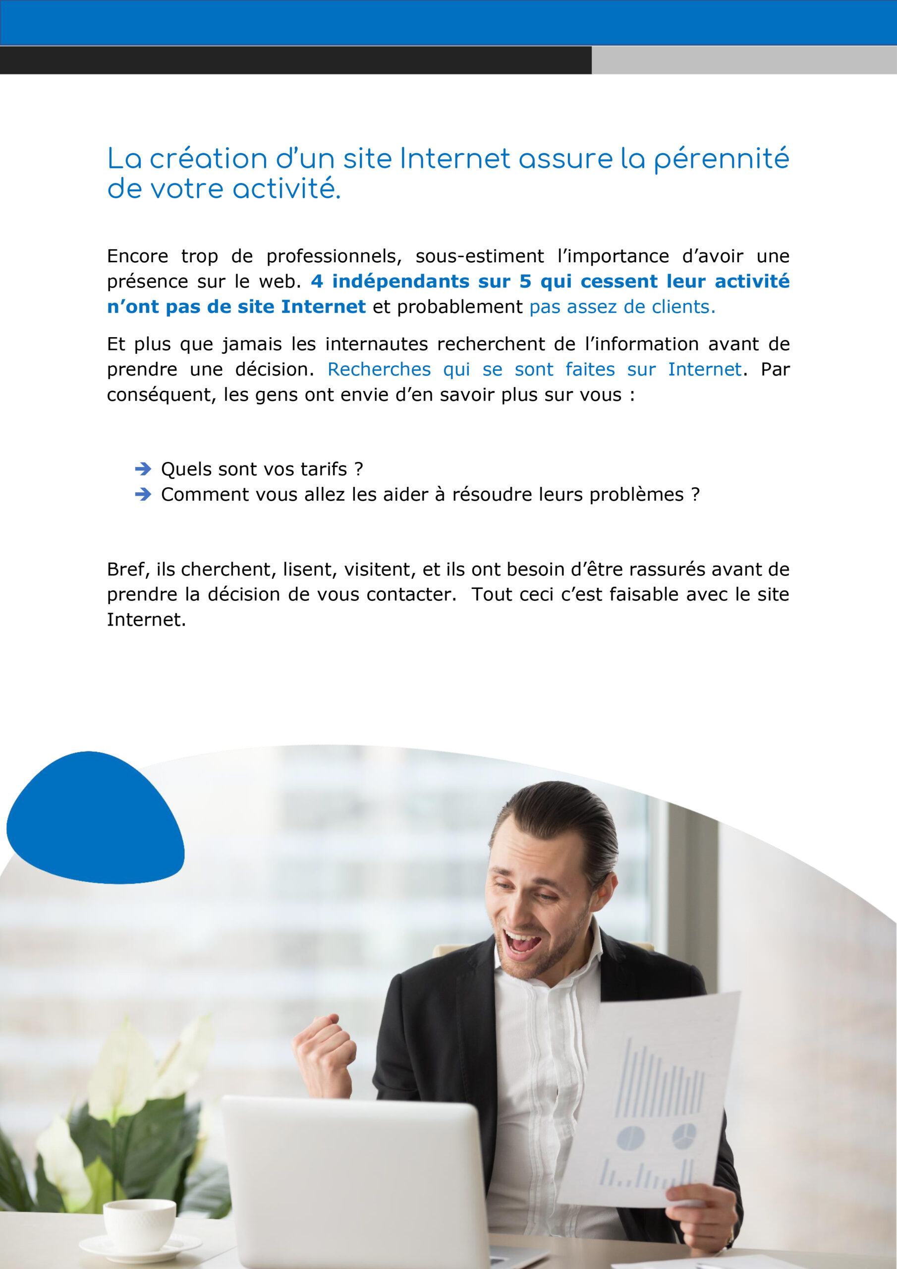 page 6 ebook trouver de client sur le web