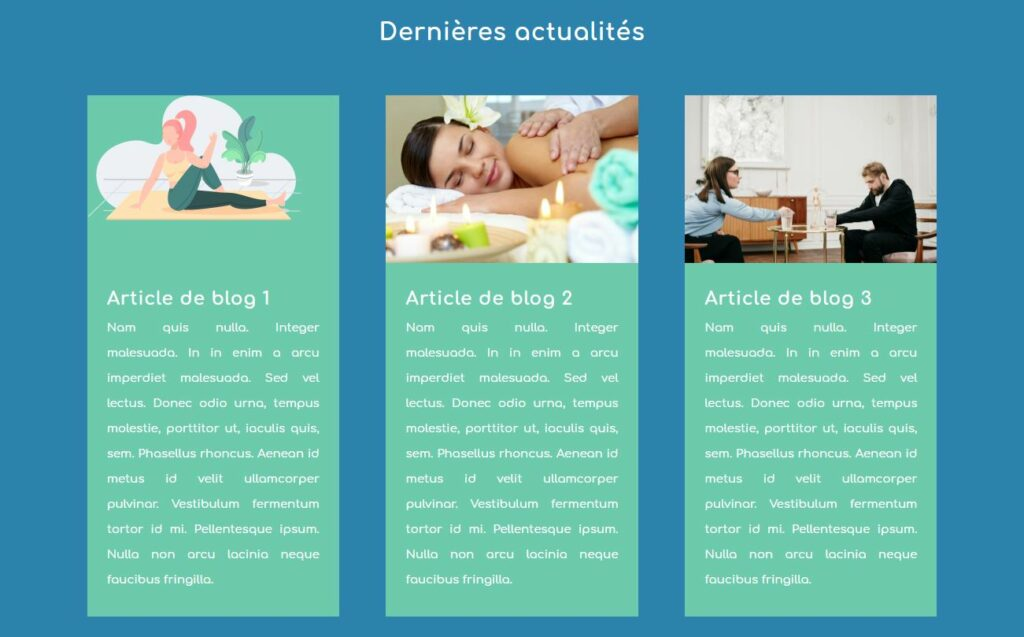 améliorer le seo avec un blog de thérapeute